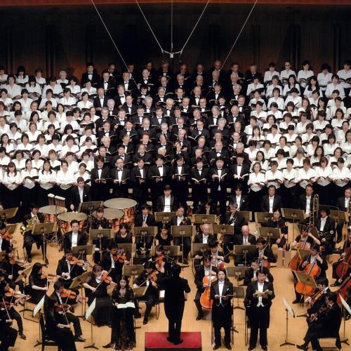 日本フィルハーモニー協会合唱団(©浦野俊之)